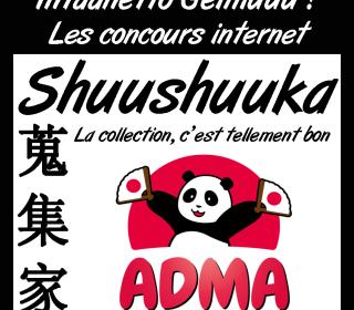 Shuushuuka – Règlement du concours
