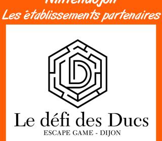 Nintendojon – Le Défi des Ducs