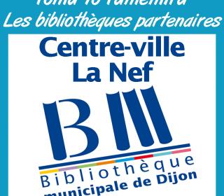 Yomu to Yumemiru – La bibliothèque Centre-Ville La Nef