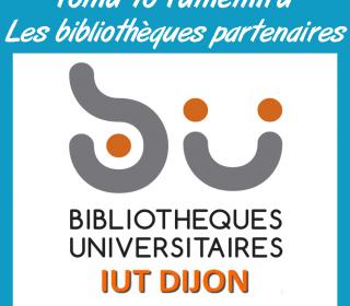 Yomu to Yumemiru – La bibliothèque universitaire IUT Dijon