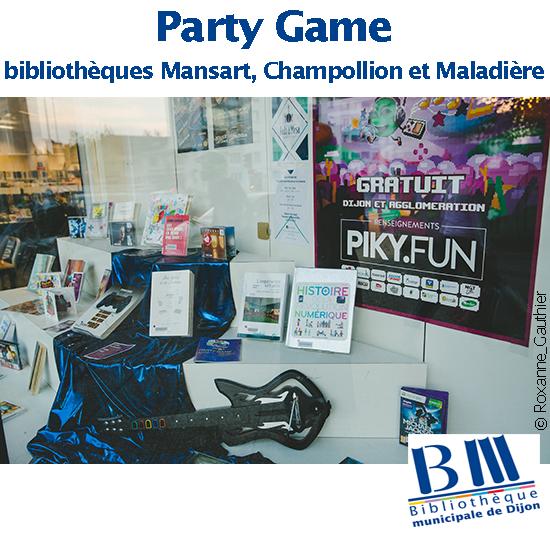 Party Game à la BM