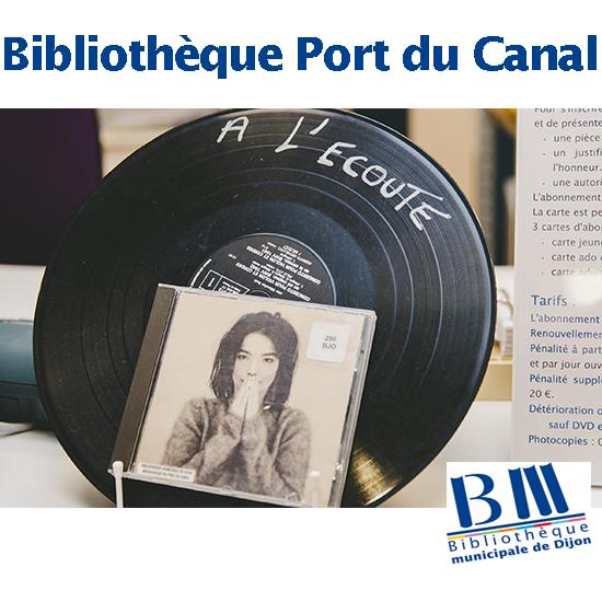 Port du Canal, la médiathèque des voyages
