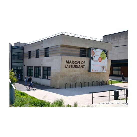 La Maison de l'Etudiant et le Bureau de la Vie Etudiante